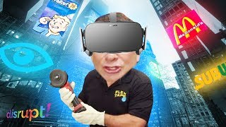 Flex Seal in Virtual Reality?