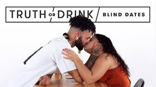 Blind Dates Play Truth or Drink | Truth or Drink | Cut