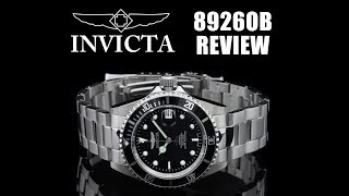 Invicta 8926ob Pro Diver Review - It Doesn't Suck