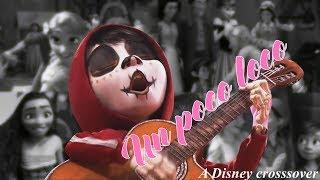 Un poco loco // A Disney crossover [1k subs]