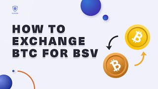 How to exchange #BSV on Guarda