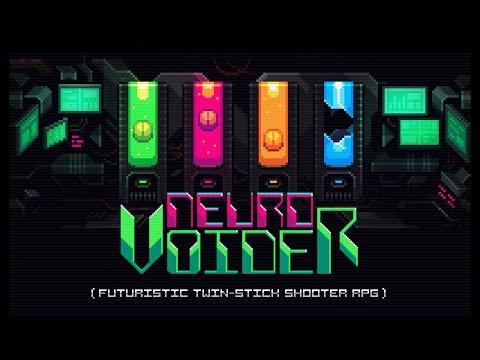 Neurovoider - Release trailer thumbnail