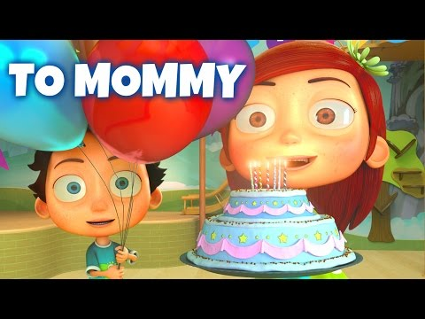 Download Happy Birthday Song to Mommy HD Mp4 3GP Video and MP3