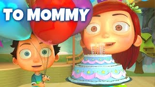 Happy Birthday Song To Mommy