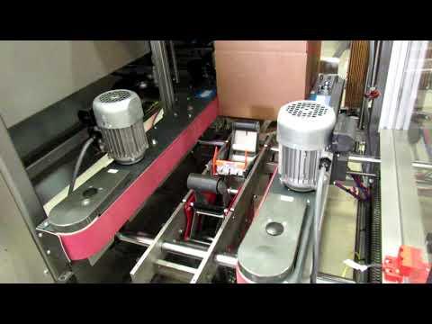 Formadora de cajas 2-EZ SB a una velocidad de 16 CPM