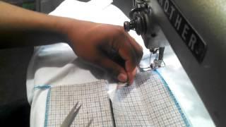 Tutorial: como confeccionar aletilla tipo polo