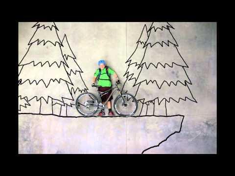 Mountain Bike Stop Motion Video