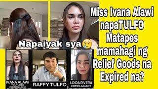 Miss Ivana Alawi Napaiyak Ni Sir Raffy Tulfo(Best Prank Ever)