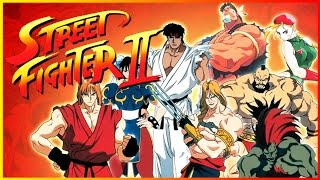 Street Fighter II The Animated Movie  Kinda Funny WatchALong
