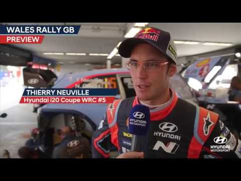 Wales Rally GB Preview – Hyundai Motorsport 2018
