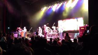 Frampton with Andy Summers - Message In A Bottle (clip) 8/24/13