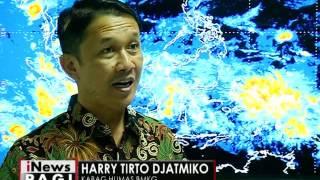 Kepala Humas BMKG Kondisi Cuaca Di Jabodetabek Masih Terus Di Guyur Hujan  INews Pagi 14/11