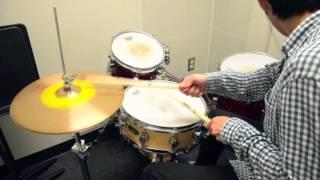Ddiamondd - Battles (Drum Cover)