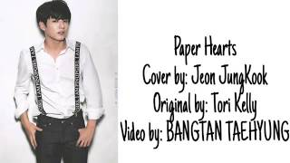 [BTS] - 'PAPER HEARTS' Cover by JEON JUNGKOOK