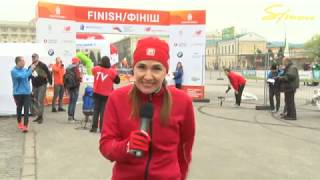 Бежим!Kharkiv International Marathon 2019