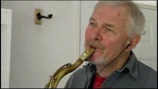I Surrender Dear on  Tenor Saxophone