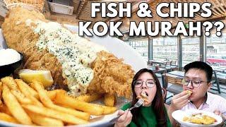 FISH & CO VERSI MURAH TAPI MEWAH BUAT ANAK KOS- KOSAN !!