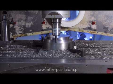 Centrum obróbcze CNC - CNC Machining center - CNC Bearbeitungszentren - HURON KX 10 - zdjęcie