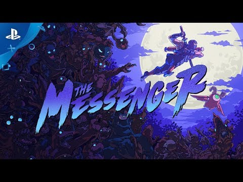 Trailer PS4 de The Messenger
