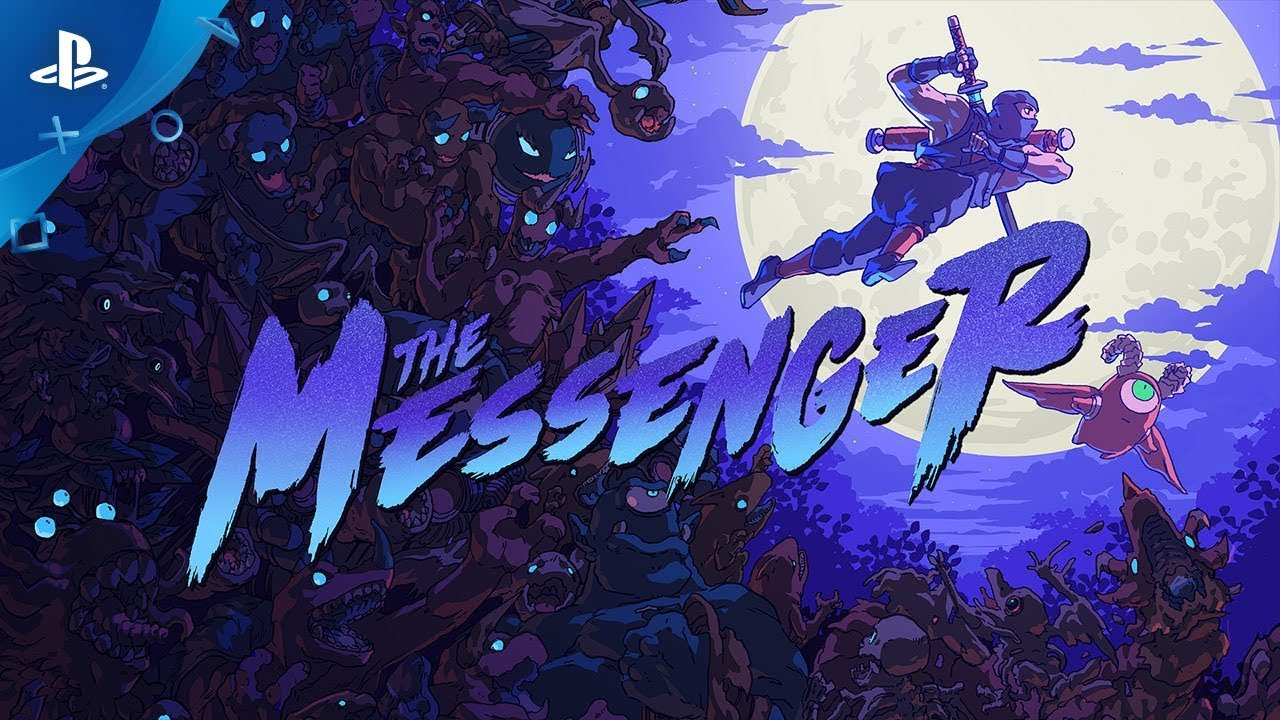 Throwback Ninja Platformer The Messenger Arrives on PS4 March 19