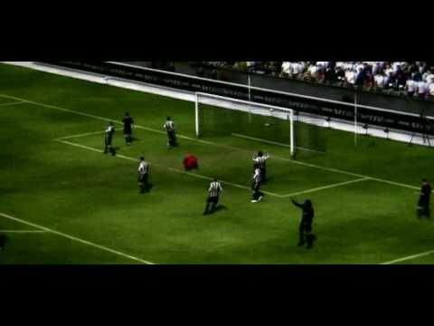 AC Milan - FIFA 08 Awesome Goal
