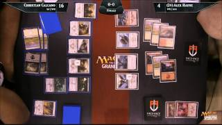 Grand Prix Atlantic City 2015 Finals: Christian Calcano vs. Alexander Hayne (Draft)