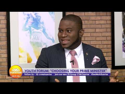Choosing Your Prime Minister  | Sunrise: Youth Forum  | CVMTV