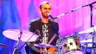 I Wanna Be Your Man - Ringo Starr @ Fraze Pavilion, Kettering, Sep 11, 2018 (With The Beatles Song)