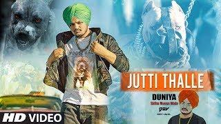 Jutti Thale L Pitbulls Story L Feat Sidhu Moose Wala L Song L Latest Video L 2019