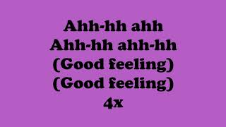 Good Feeling - Krissie Karlsson & Karl Karlsson (lyrics)