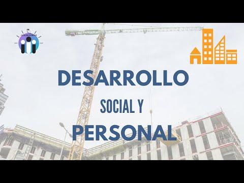 🔵 Repercusiones del desarrollo social en la vida personal