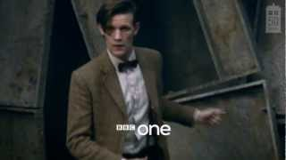 Trailer new Doctor Who