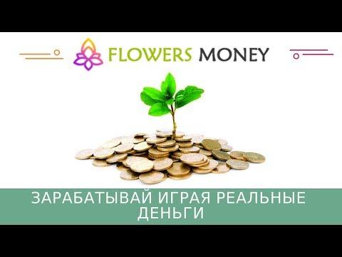 Flowers Money (flowers.money) отзывы 2019, обзор, mmgp, зарабатывай играя реальные деньги