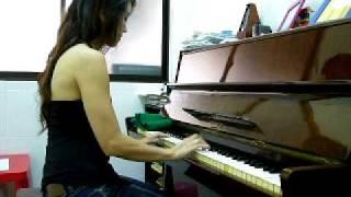 周华健   爱相随 EMIL CHOW   Ai Xiang Sui   ZHOU HUA JIAN Piano By Liew Jenn Li