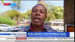 Mshukiwa Friday Baraza afikishwa mahakamani baada ya kumuua naibu wa OCS Makueni: Mbiu ya KTN