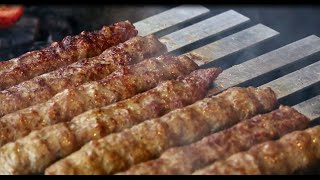 Persian Koobideh BBQ kebab by International Cuisines