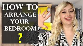 USEFUL SMALL BEDROOM LAYOUTS  |  Furniture Arrangement Ideas