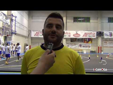 Preview video Intervista a Mister Gianluigi Trallo e Mister Mario Del Grosso