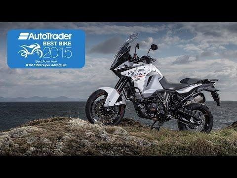 2015 Best Adventure Bike - KTM 1290 Super Adventure - Best Bike Awards