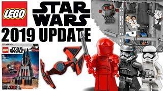LEGO Star Wars 2019 RUMORS UPDATE! Battle Pack