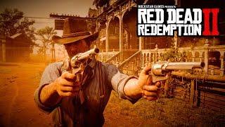 Red Dead Redemption 2 - Gameplay Video Part 2 in 4K