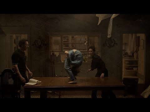 THE CONJURING: THE DEVIL MADE ME DO IT – Demonic Possession Featurette