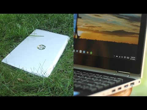 HP Pavilion x360 Review! (2015)
