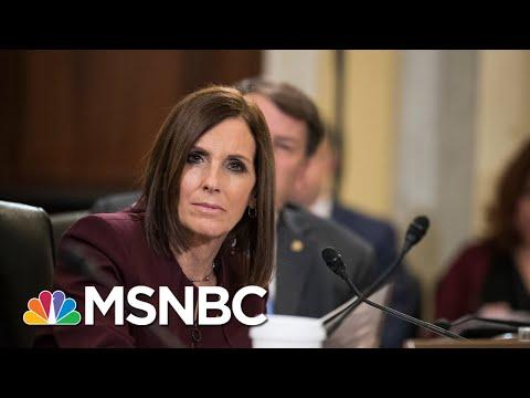 Sen. Martha McSally Not Thinking Long Term, Says Fmr. RNC Chair | Morning Joe | MSNBC