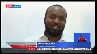 Maafisa wa polisi wamzuia Gavana Hassan Joho kwa kuhudhuria uzinduzi wa feri