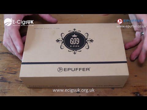 Epuffer E-Pipe 609