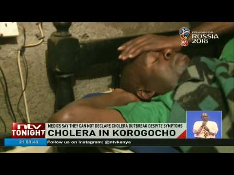 Two people feared dead in Korogocho after cholera outbreak