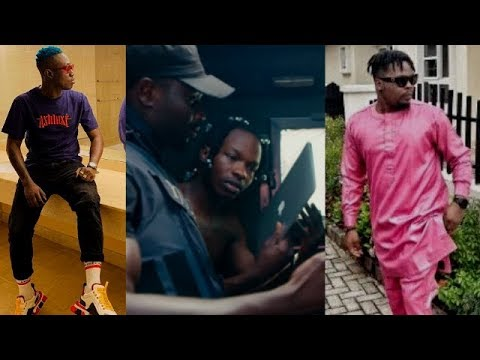 Olamide - Panku ft Zlatan ( Official Music Video ) - MrBrown TV