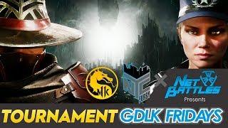 Mortal Kombat 11 - Nurzbenny (Sonya) vs  Pulse (Erron Black