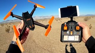 Airhawk M13 Predator FPV Drone Flight Test Review